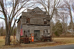 Old General Store, Kellys Ford, VA