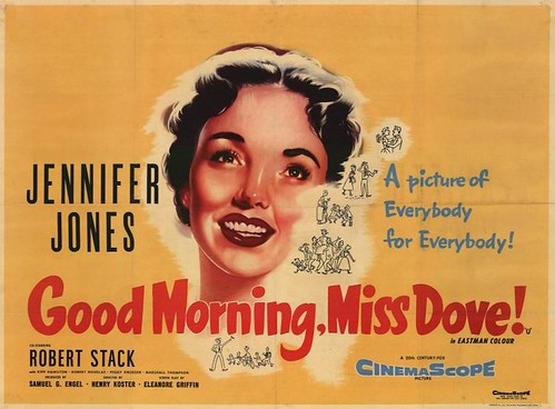 Good Morning, Miss Dove - Poster 1