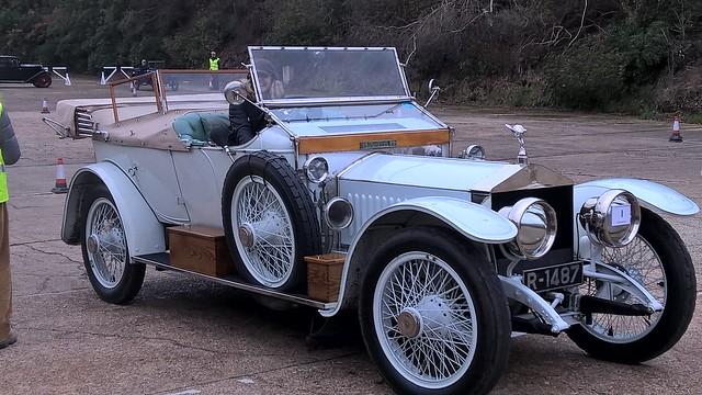 1912 Rolls Royce Silver Ghost Taj Mahal