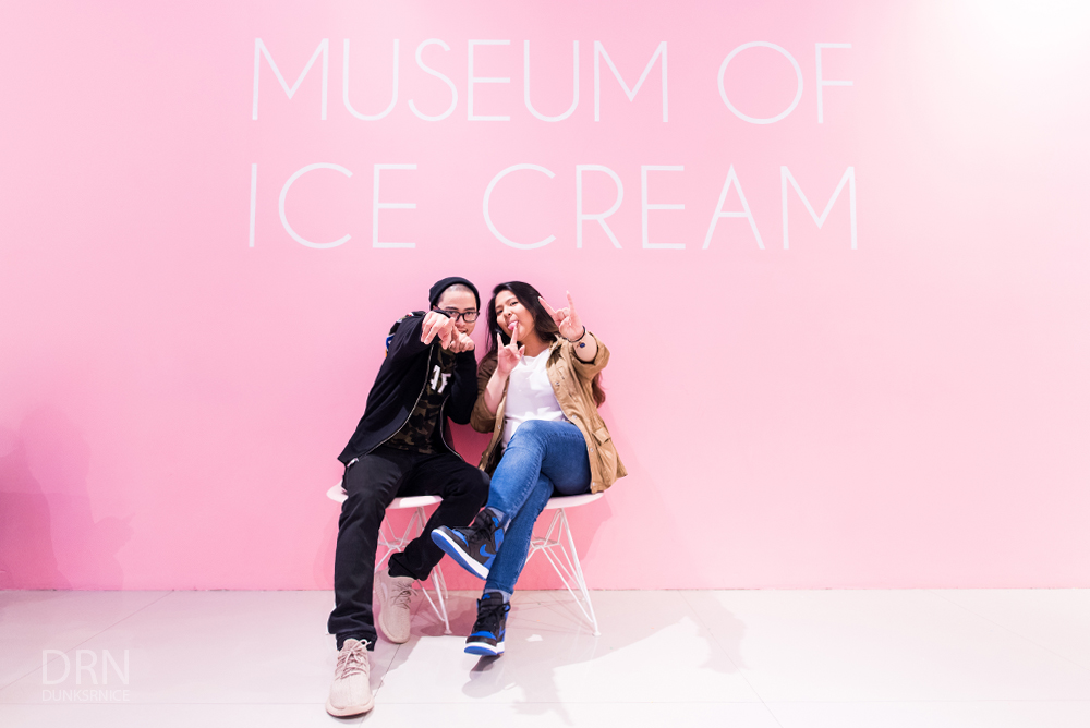 Museum of Ice Cream San Francisco.