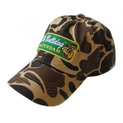 The Bulldog Amsterdam - Camouflage Trucker Cap
