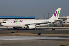 EC-MNY | Airbus A330-243 | Wamos Air (operating for Norwegian)