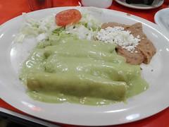 Comidas en centro de Monterrey.
