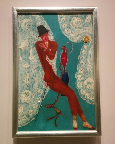 """Portrait of Louis Bouché"", 1923 #toronto #artgalleryofontario #florinestettheimer #stettheimerago #louisbouche"