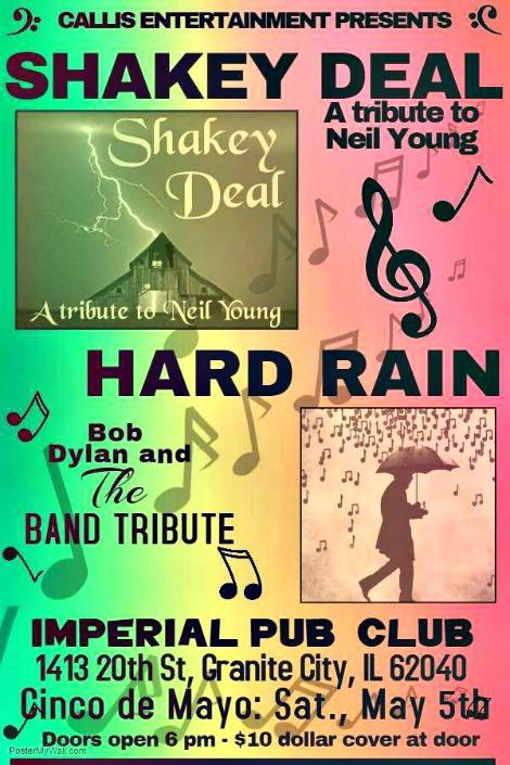 Imperial Pub Club 5-5-18