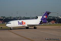 N215FE FedEx | Boeing 727-2S2F(A)(RE) | Memphis International Airport