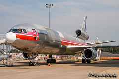N568FE FedEx | McDonnell Douglas MD-10-10F | Memphis International Airport