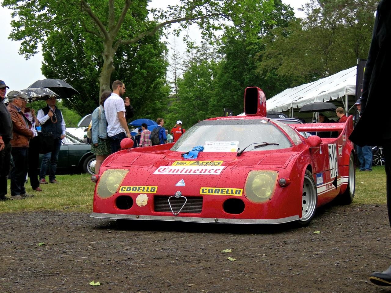 Alfa Romeo Tipo 33 Coupe Nastasi Racing 10