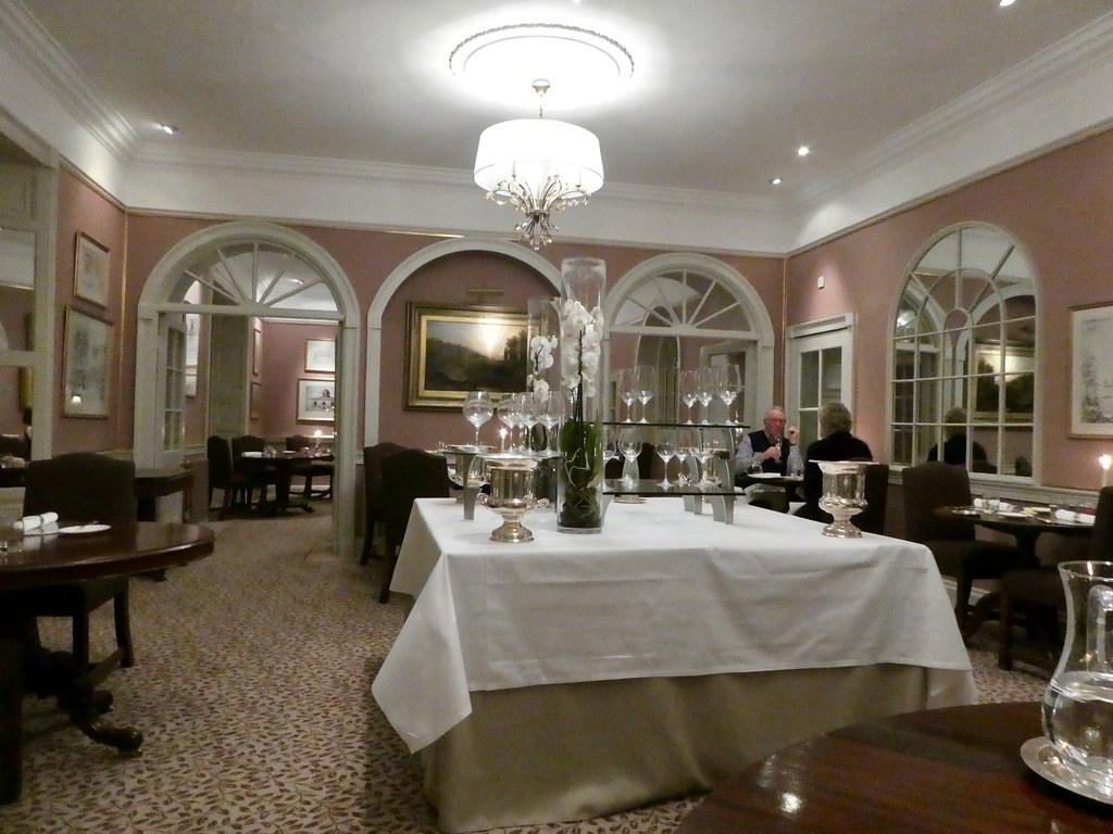 The Burlington Restaurant, Devonshire Arms Hotel and Spa, Bolton Abbey
