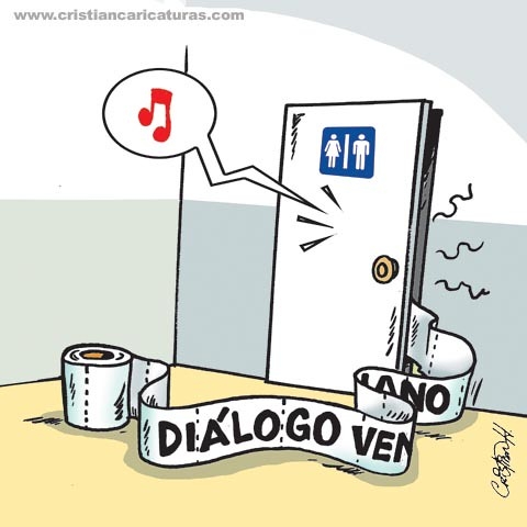 Fin del diálogo