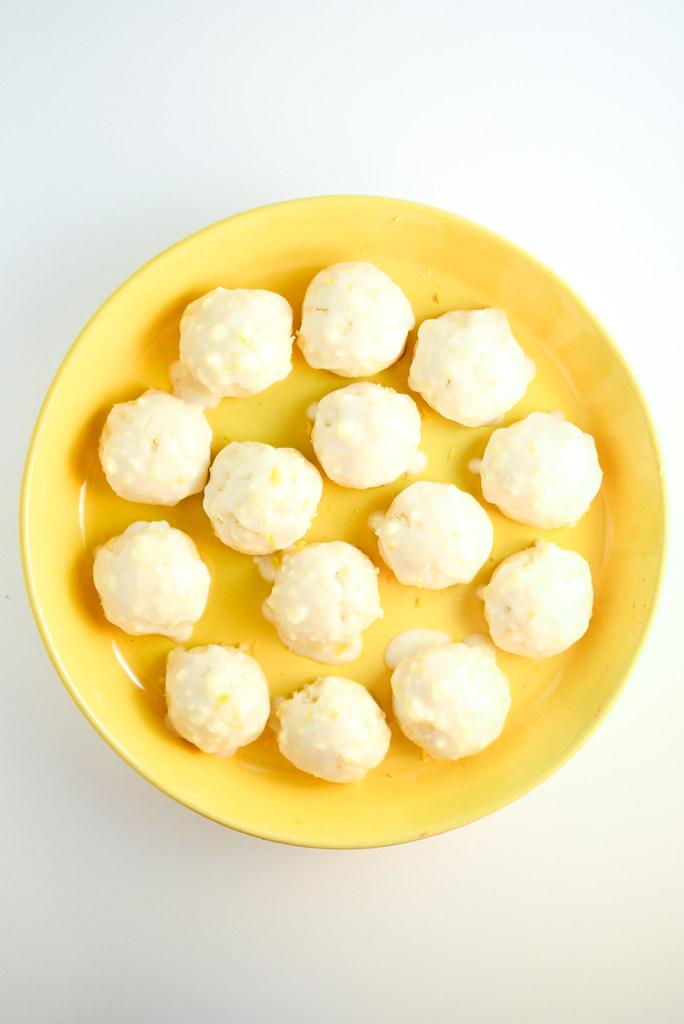 Meyer Lemon Tea Cookies | Things I Made Today