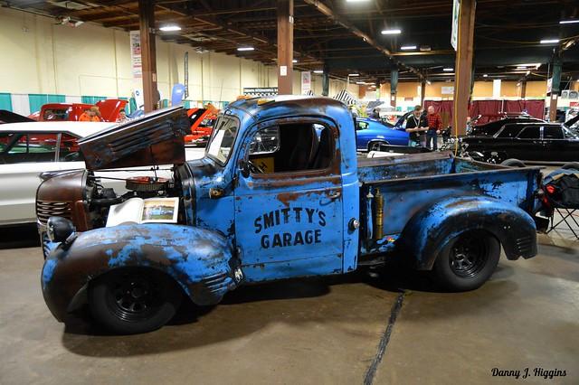 35th Annual Rod & Custom Auto Show.  Qcca Expo Center.  Rock Island, Illinois.  2018.    DSC_0067