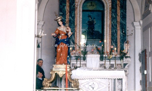Rotondi (AV), 1980, Festa della Madonna della Stella.