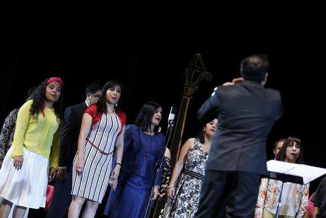 """Coro Nacional de Guatemala ofrece un encuentro con el amor en la Gran Sala """"Efraín Recinos"""""""