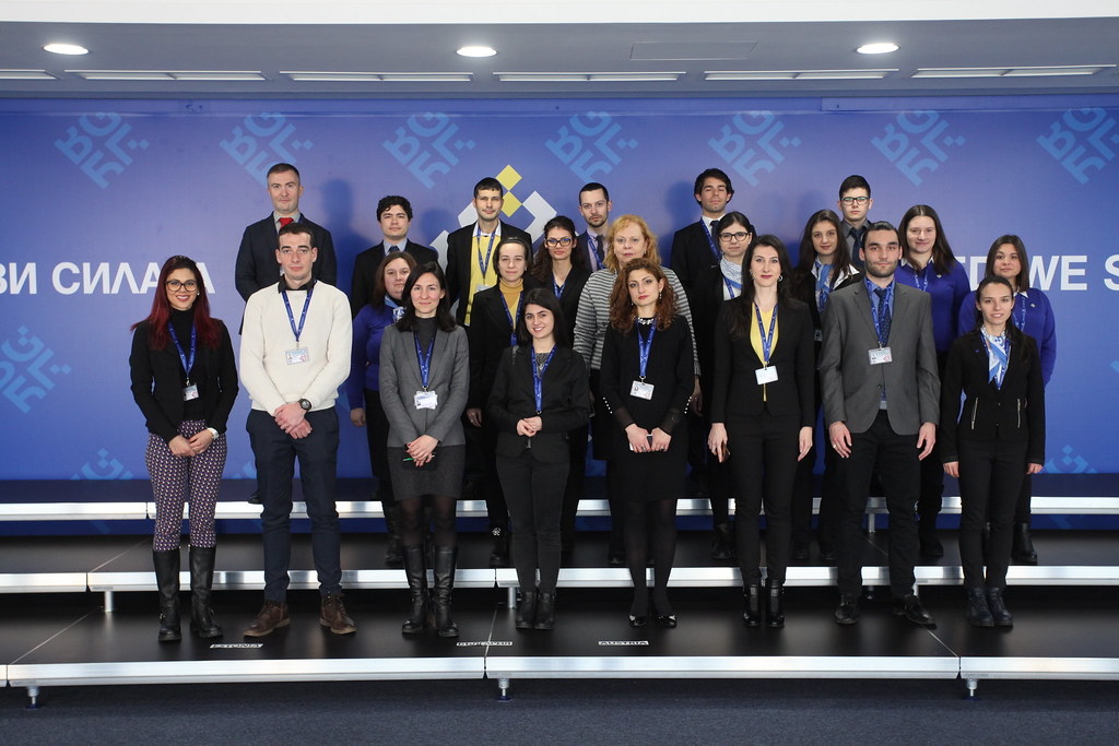 EU2018BG Volunteers Team