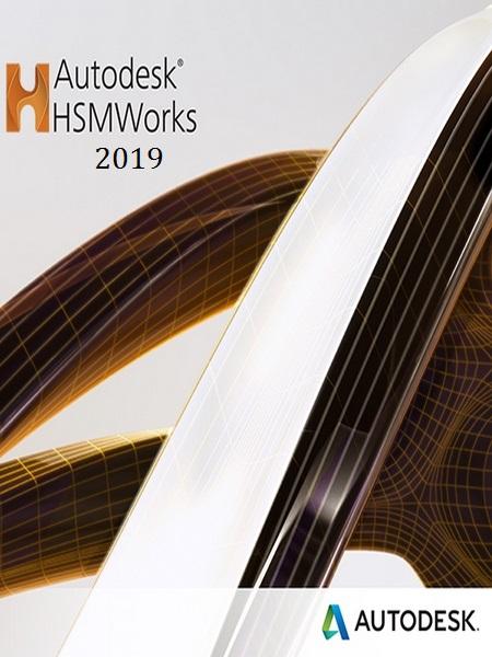 Autodesk HSMWorks 2019-R1.42925 x64 full