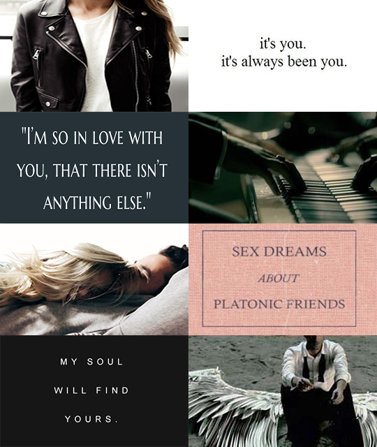 Our Souls They Intertwine - OfTheDirewolves - Lucifer (TV