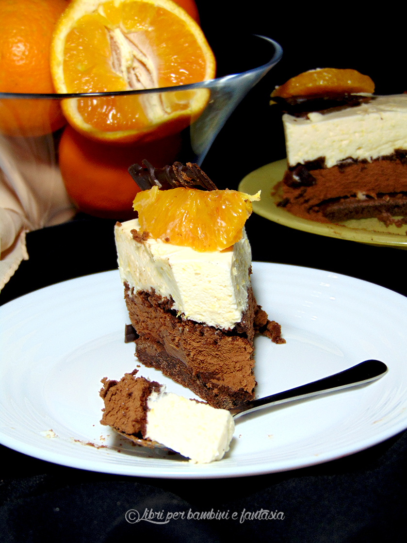 torta mousse cioccolato e arancio5