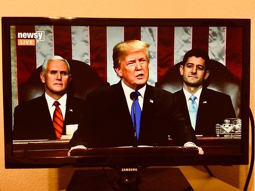 State of the Union Address/Speech - January 2018