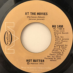 HOT BUTTER:POPCORN(LABEL SIDE-B)