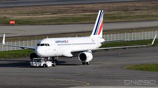 Air France A320-214 msn 8127