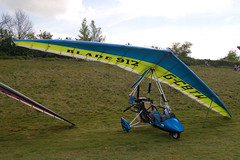 G-CBTW Mainair Blade [1329-0602-7] Popham 020509