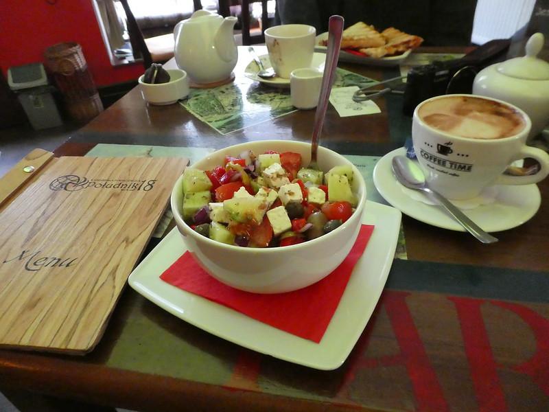 Lunch in Gdansk