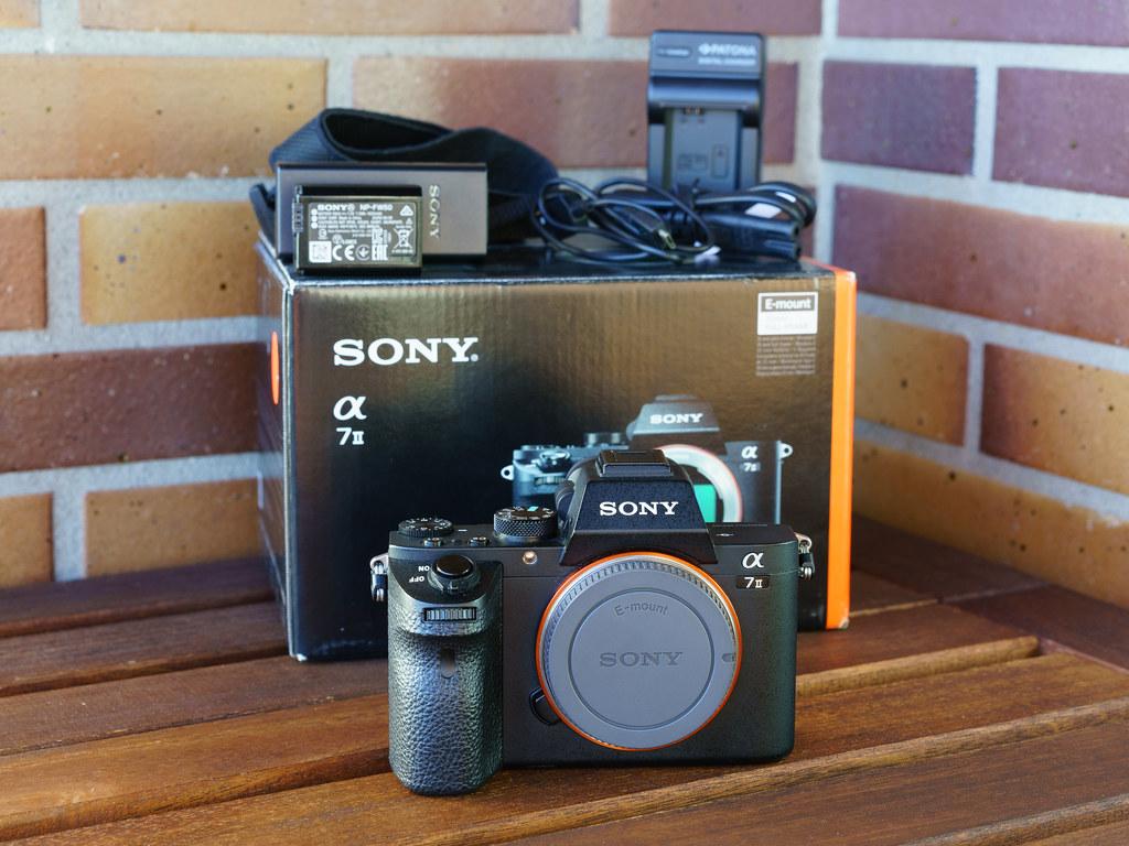 [VENDIDA] Sony A7II con extras (REBAJA) en Camaras y Objetivos25922410998_8ec40160c2_b