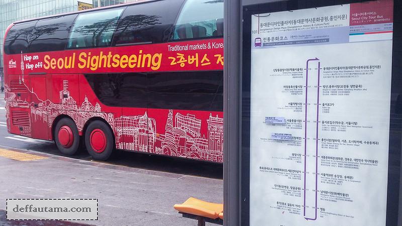 5 hari di Seoul - Seoul City Tour Bus