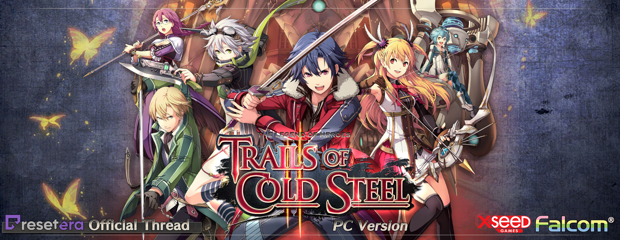 Trails Of Cold Steel World Map.The Legend Of Heroes Trails Of Cold Steel Ii Pc Ot Coup D Head
