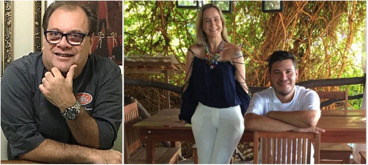 Culinária pantaneira e amazônica vão se encontrar pela 1ª vez em Alter do Chão, Albaneze, Juana e Roger