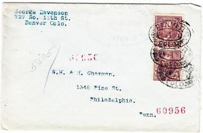 EAVENSON 9_1_1897 letter to Chapmans