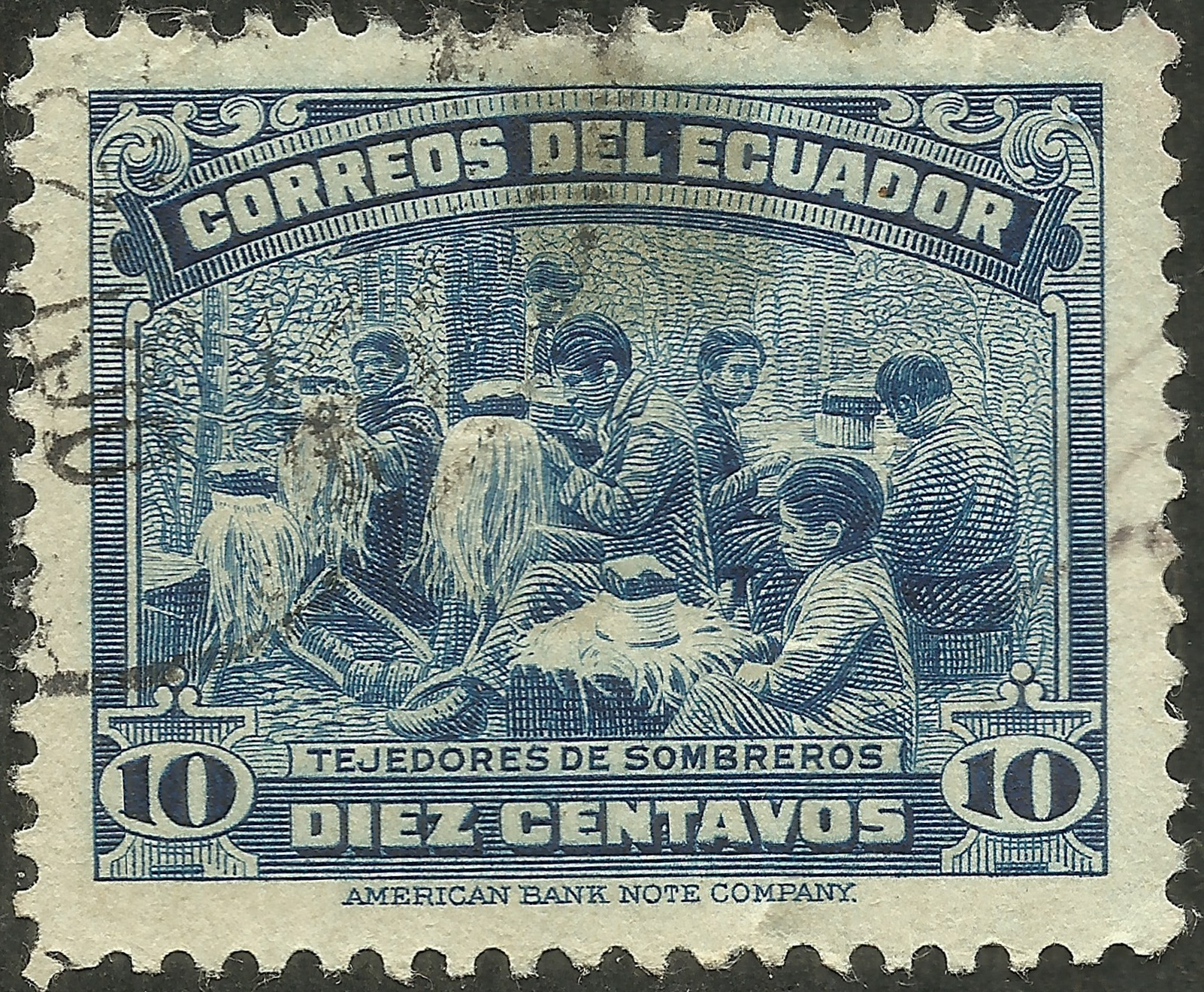Ecuador - Scott #363 (1937)
