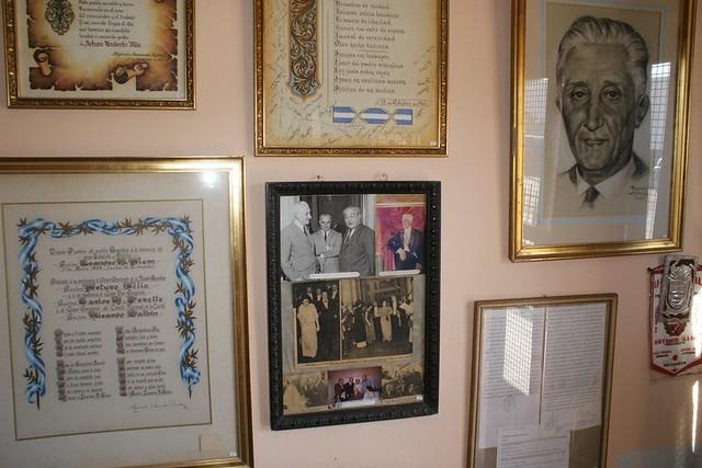 Domicilio y consultorio del ex presidente Arturo Illia