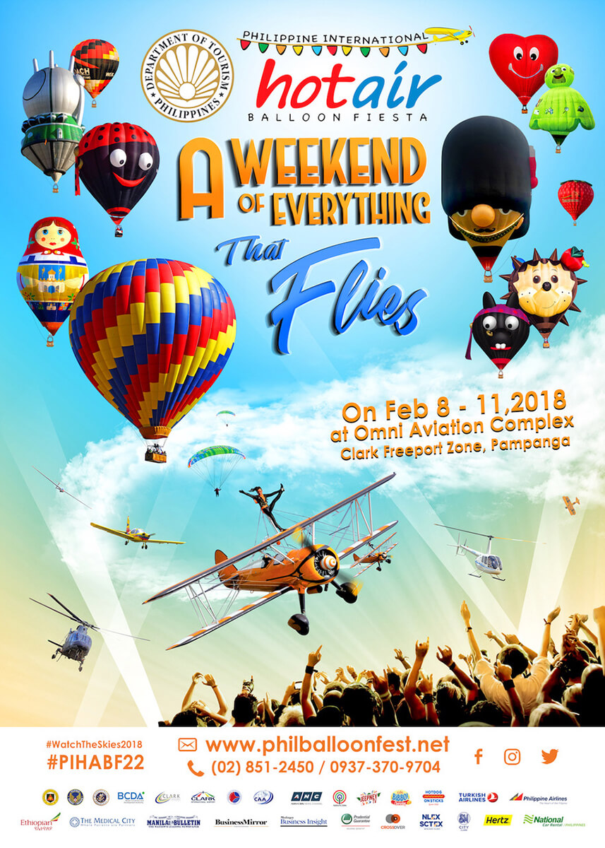 22nd Philippine International Hot Air Balloon Fiesta