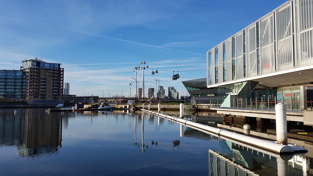 Hotels Near Royal Victoria Dock London