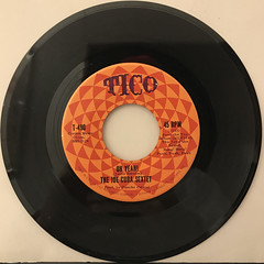 THE JOE CUBA SEXTET:OH YEAH!(RECORD SIDE-A)