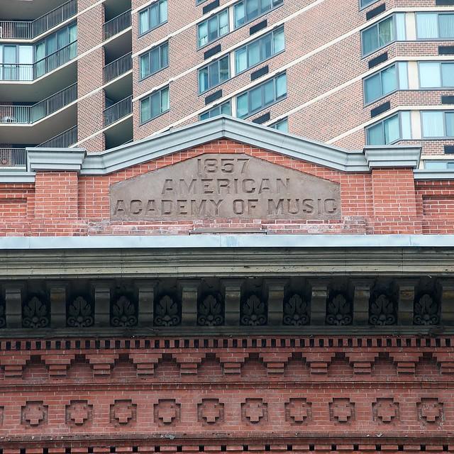 Academy of Music Philadelphia 2018 Retro Roadmap