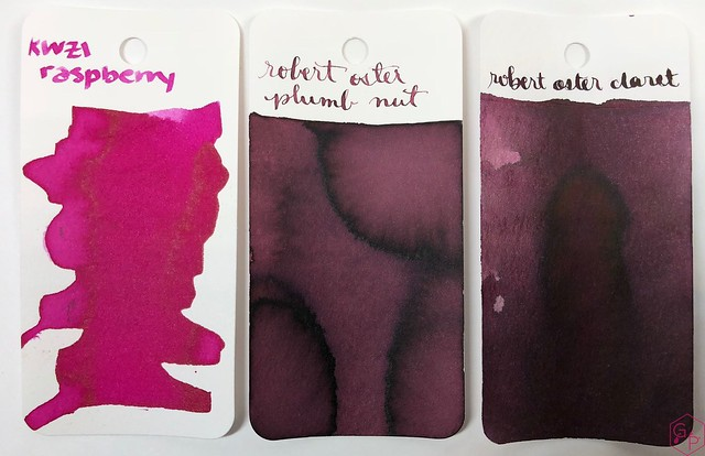 Ink Shot Review KWZI Raspberry @AppelboomLaren 3