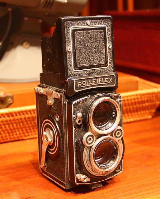 Rolleiflex 2.8A Type 2 (1949-1951)
