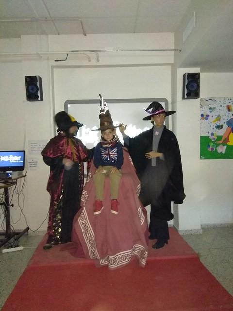 Ceremonia del Sombrero
