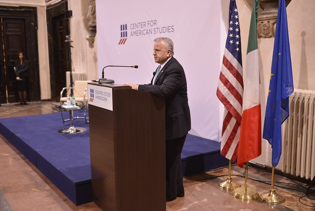 Deputy Secretary Sullivan at Center for American Studies