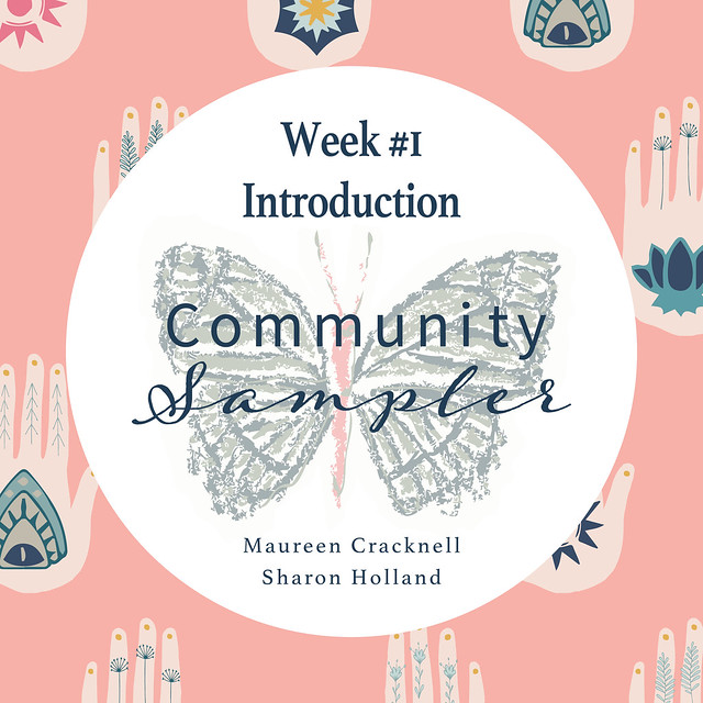 The Community Sampler Week No. 1
