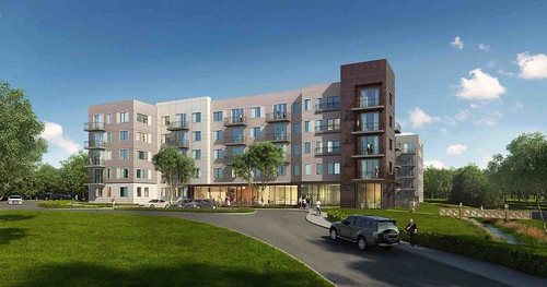 Emery Flats Renderings