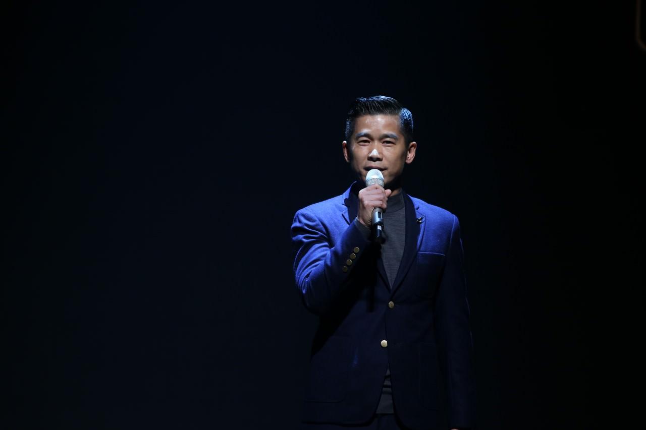 陳奕迅和林海峰在今年叱吒頒獎禮上唱出多首得獎作品,為頒獎禮掀起高潮。(資料圖片)
