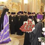 Поздравление Преосвященнейшего епископа Феогноста епархиальным духовенством с Рождеством Христовым