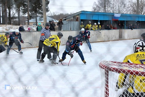 Хоккей 7:5