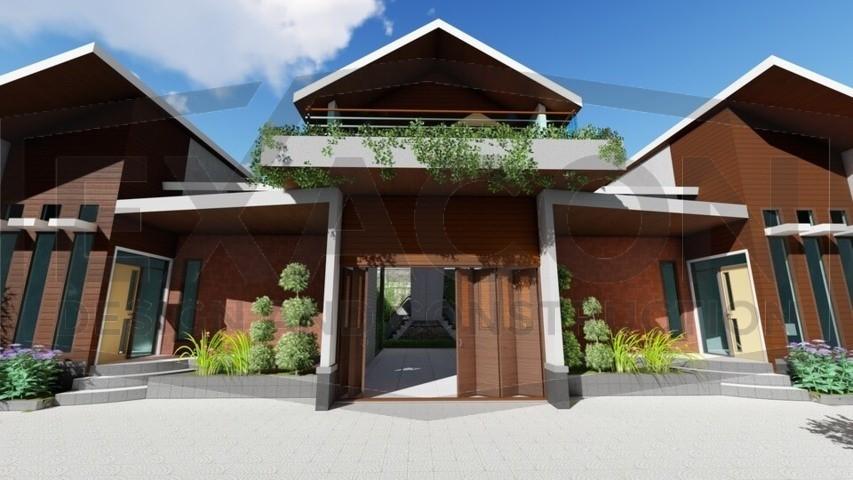 Proyek Rumah Minimalis Modern Bapak Rafa - Depok 4 EXACON, Jasa Desain Rumah di Serang Berkualitas dan Terpercaya, Jasa Desain Rumah di Tangerang, Jasa Desain Rumah di Bogor
