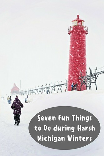 7 Fun Things to Do during the Harsh Michigan Winters