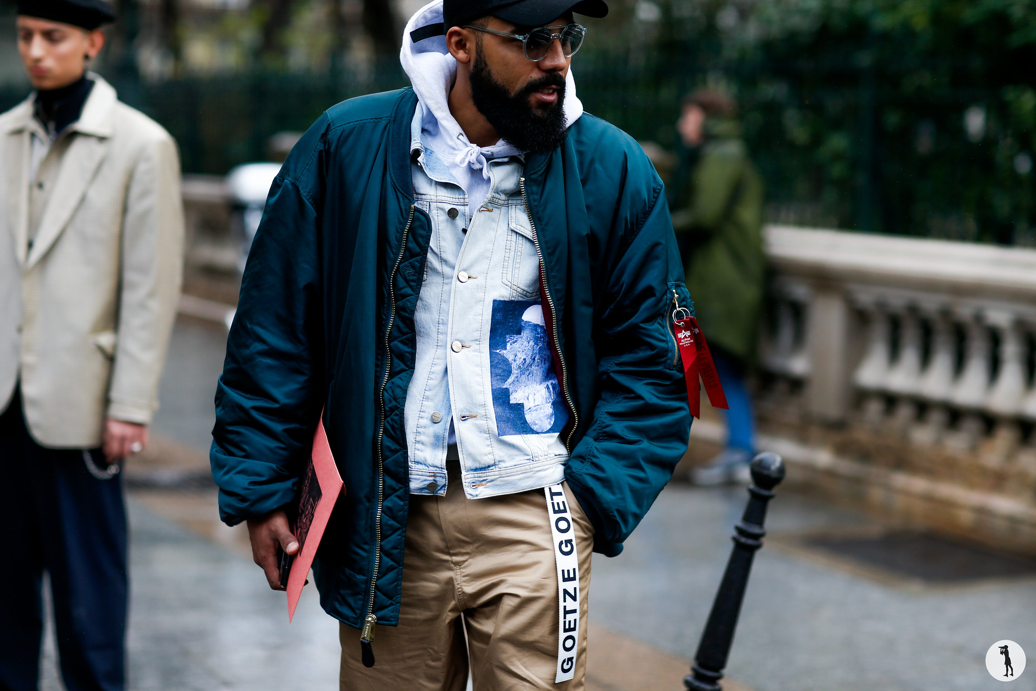 Street style - Paris Fashion Week Menswear FW18-19 (22)